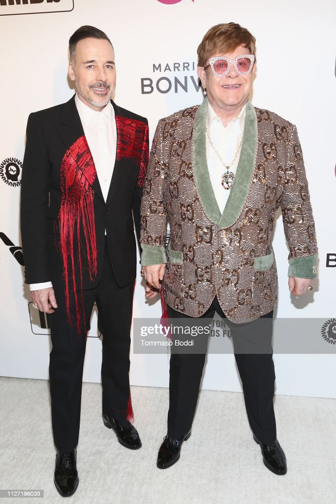 IMDb LIVE At The Elton John AIDS Foundation Academy Awards® Viewing Party : News Photo