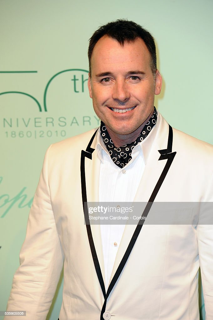 David Furnish at the 'Chopard 150th Anniversary Party' during the 63rd Cannes International Film Festival.