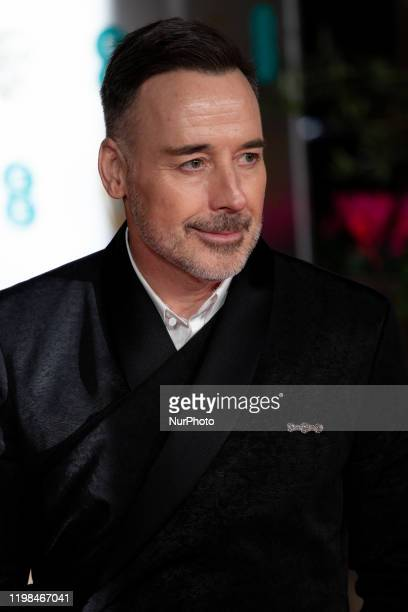 David Furnish attends the EE British Academy Film Awards 2020 After Party at The Grosvenor House Hotel on February 02 2020 in London England