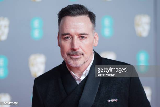 David Furnish attends the EE British Academy Film Awards 2020 at Royal Albert Hall on February 02, 2020 in London, England.