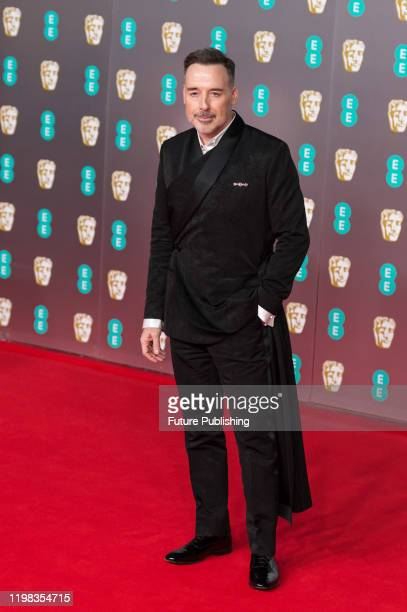 David Furnish attends the EE British Academy Film Awards ceremony at the Royal Albert Hall on 02 February 2020 in London England PHOTOGRAPH BY Wiktor...
