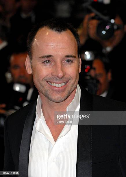 David Furnish during 2006 Cannes Film Festival XMen 3 The Last Stand Premiere at Palais des Festival in Cannes France