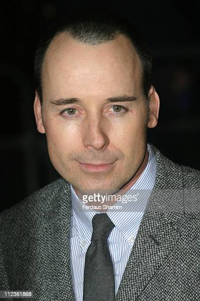David Furnish during George Michael's A Different Story Gala London Screening Outside Arrivals at Curzon Mayfair in London Great Britain