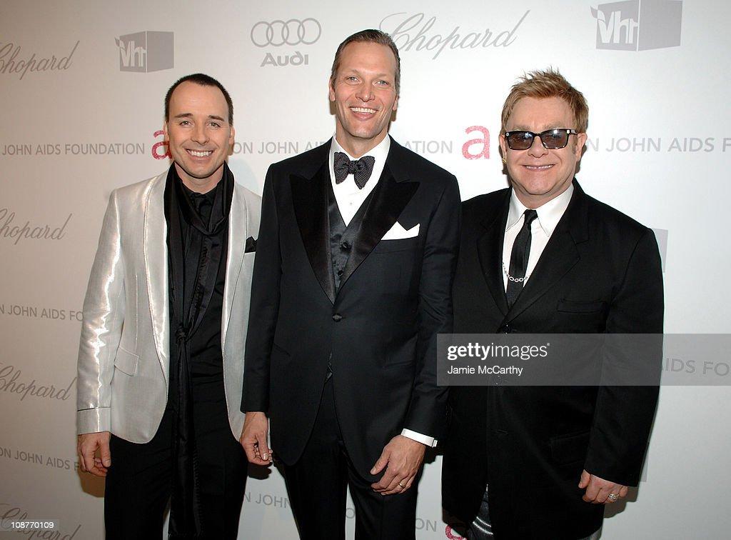 15th Annual Elton John AIDS Foundation Oscar Party - Sponsored by Chopard