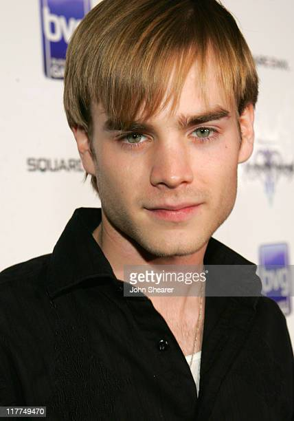 David Gallagher during Playstation 2's 'Kingdom Hearts II' Launch Party Red Carpet and Inside at Astra Restaurant in West Hollywood California United...