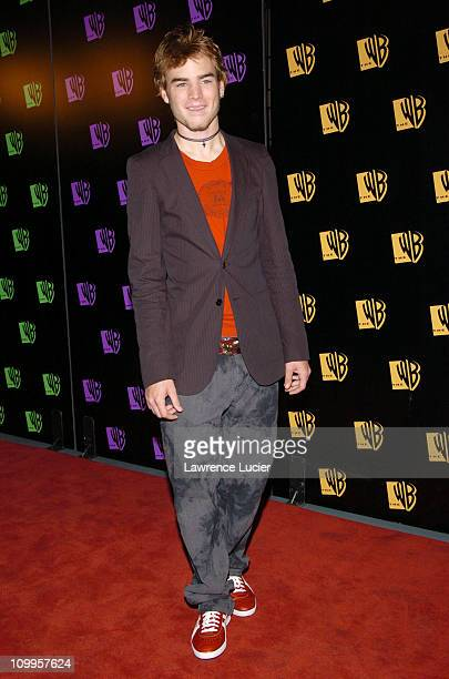 David Gallagher during WB Primetime 20042005 UpFront at Pier 61 in New York City New York United States