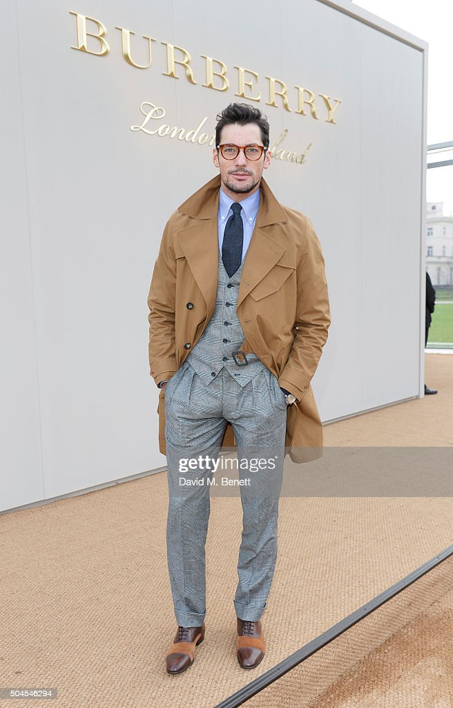 Burberry Menswear AW16 - Arrivals