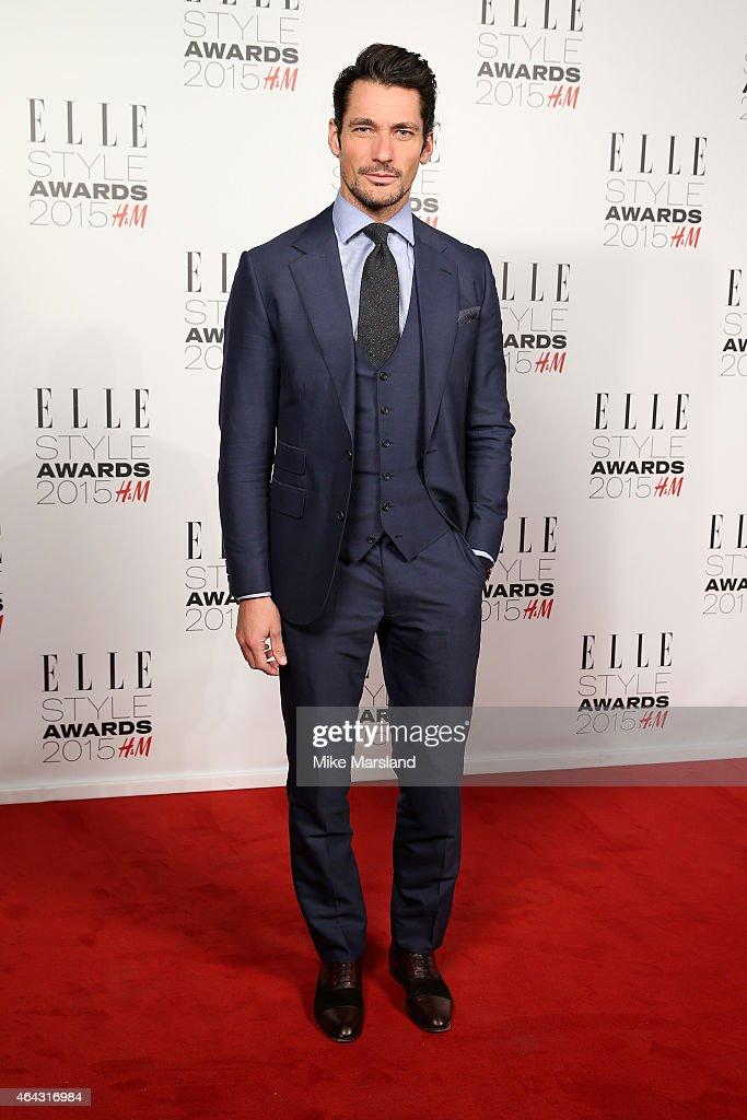 Elle Style Awards 2015 - VIP Arrivals