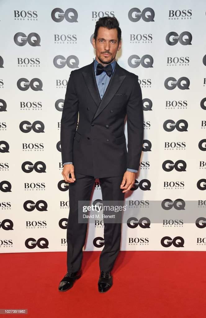 GQ Men of the Year Awards 2018 in association with HUGO BOSS : News Photo