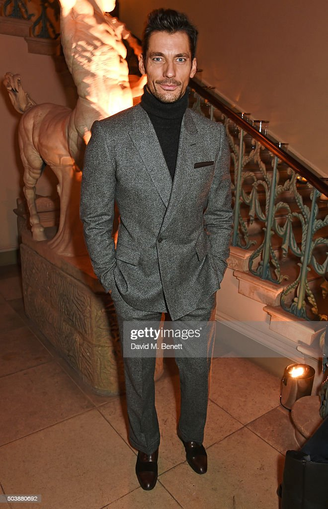 London Collections Men AW16 Opening Party Hosted By The British Fashion Council And Dylan Jones