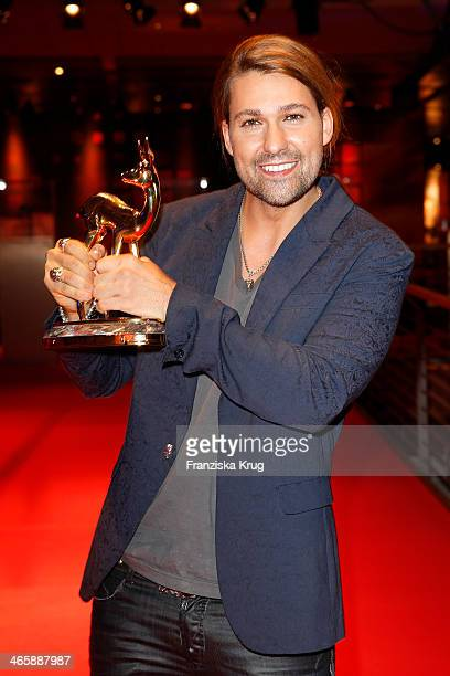 David Garrett attends the Bambi Awards 2013 at Stage Theater on November 14 2013 in Berlin Germany