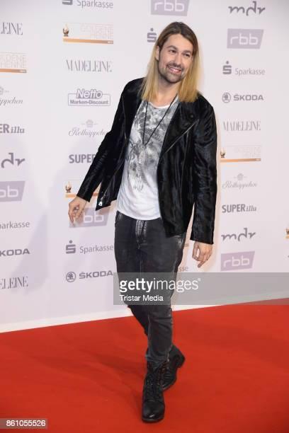 David Garrett attends the Goldene Henne on October 13, 2017 in Leipzig, Germany.