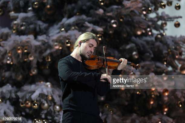 David Garrett during the 26th Annual Jose Carreras Gala on December 10, 2020 in Leipzig, Germany.