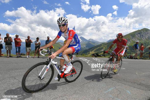 David Gaudu of France and Team Groupama FDJ / during the 105th Tour de France 2018 Stage 12 a 1755km stage from BourgSaintMaurice Les Arcs to Alpe...