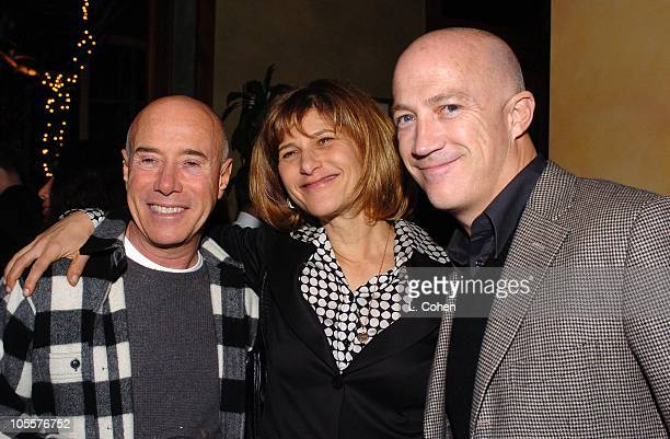David Geffen Amy Pascal chairman of Sony Motion Picture Group and CAA's Bryan Lourd