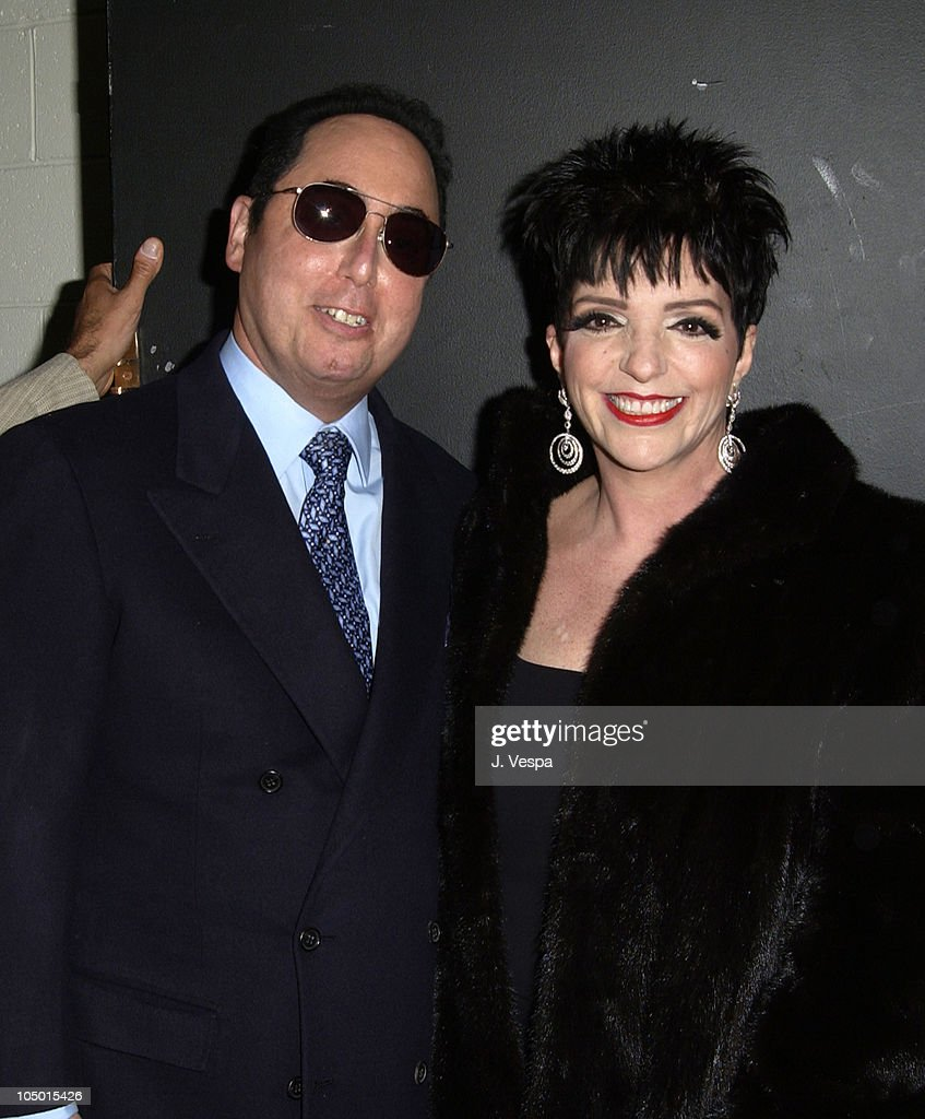 """Clive Davis and J Records host """"Liza's Back"""" Listening Party"""