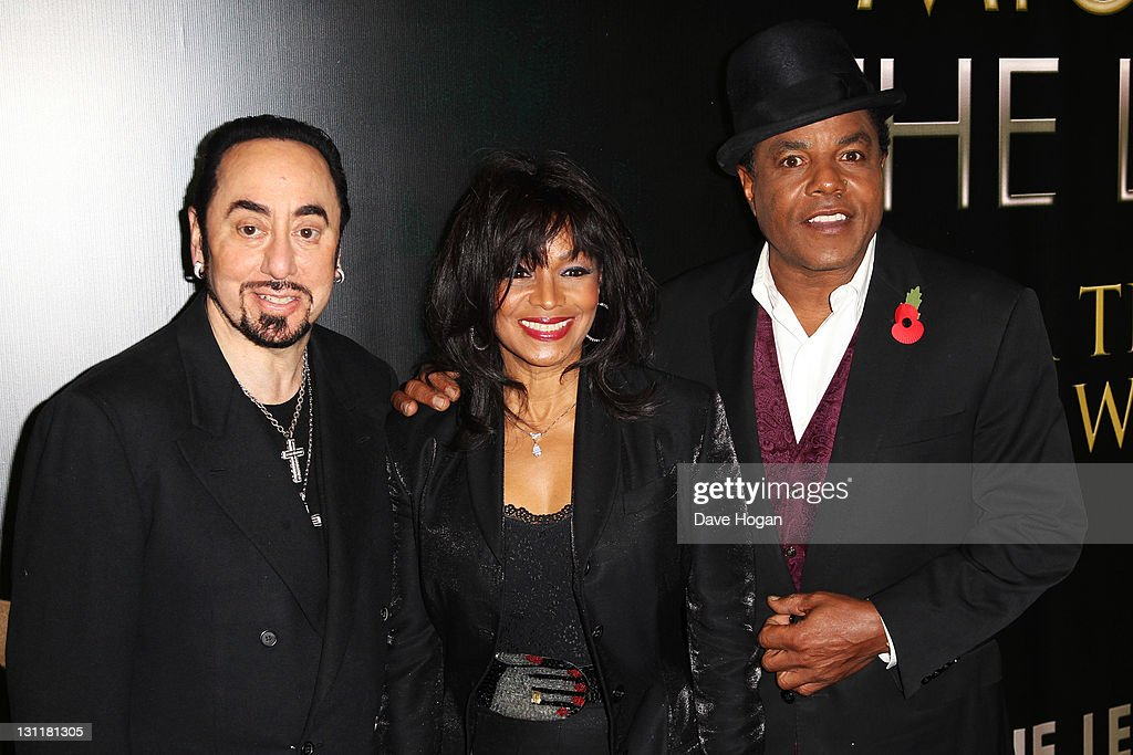 The World Premiere of Michael Jackson: The Life Of An Icon - Inside Arrivals