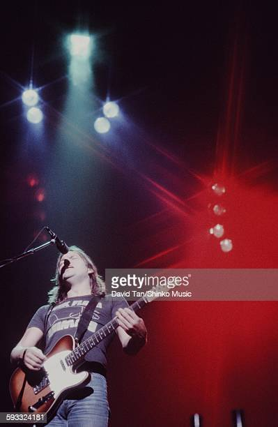David Gilmour on Pink Floyd 'Animals' tour NYC July 1977