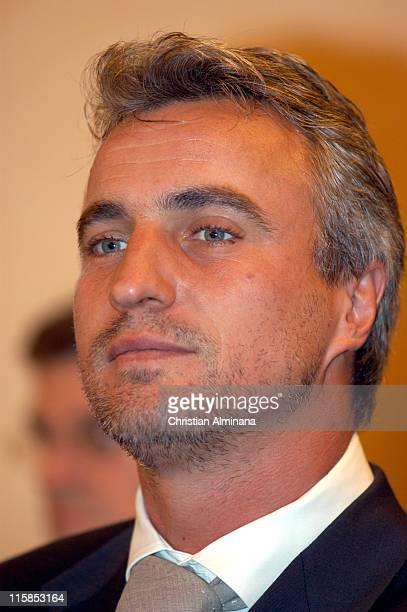 David Ginola during 6th Annual Antipodes Festival Australian and New Zealand Cinema International Meeting in Saint Tropez France