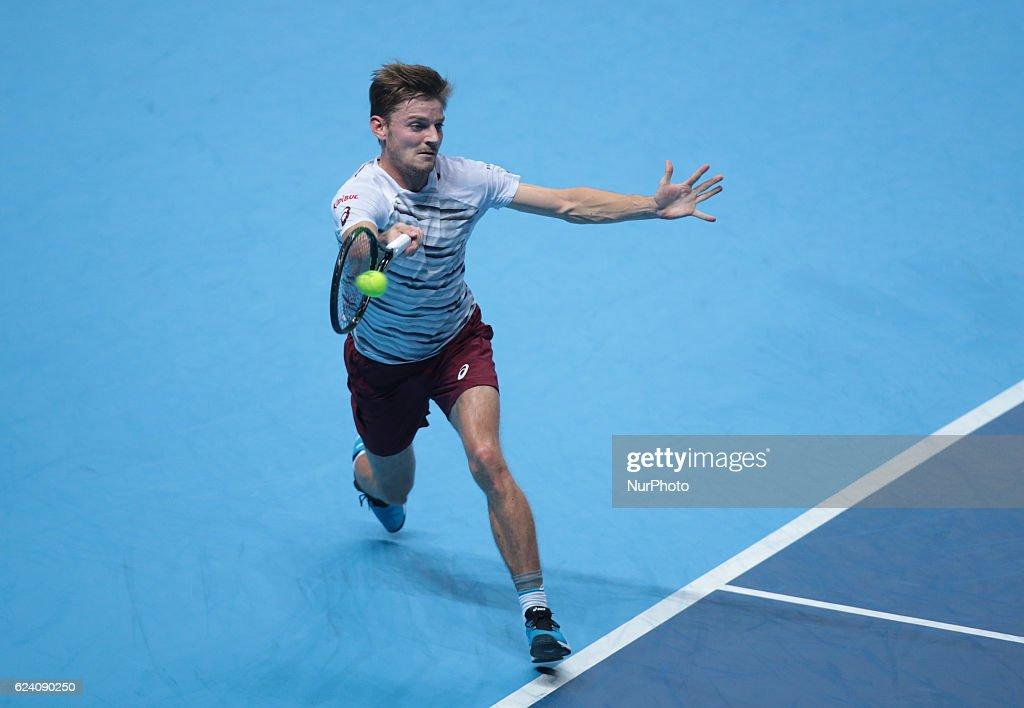 Barclays ATP World Tour Finals 2016 : Fotografia de notícias