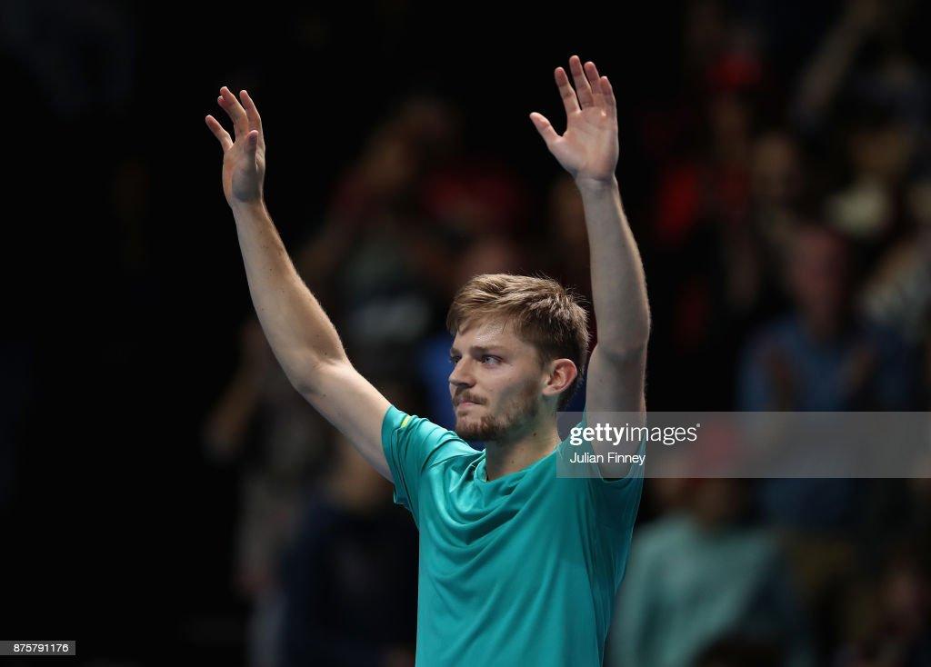 Day Seven - Nitto ATP World Tour Finals : ニュース写真