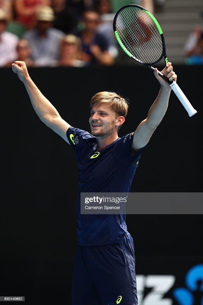 2017 Australian Open - Day 8