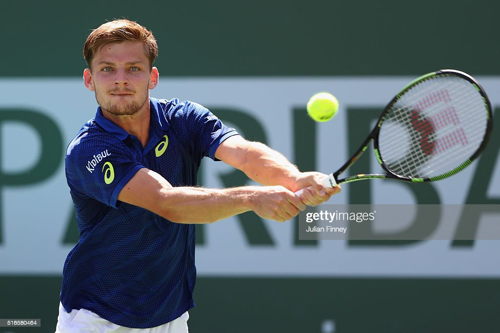 2016 BNP Paribas Open - Day 13 : News Photo