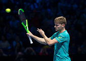 london england david goffin belgium action