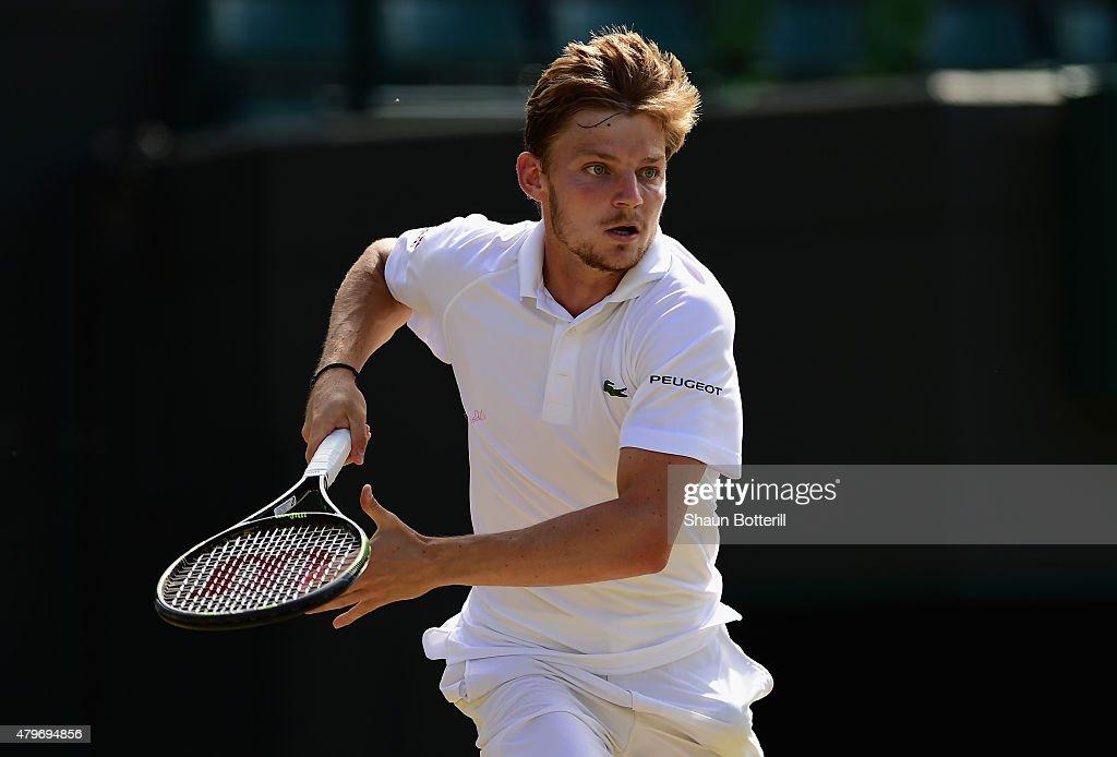 Day Seven: The Championships - Wimbledon 2015 : ニュース写真