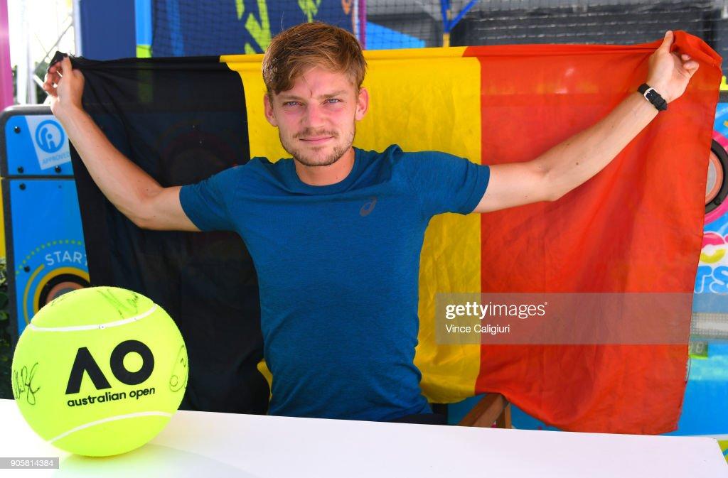 Off Court At The 2018 Australian Open : News Photo