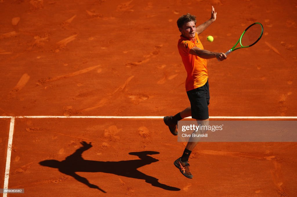 ATP Masters Series: Monte Carlo Rolex Masters - Day One