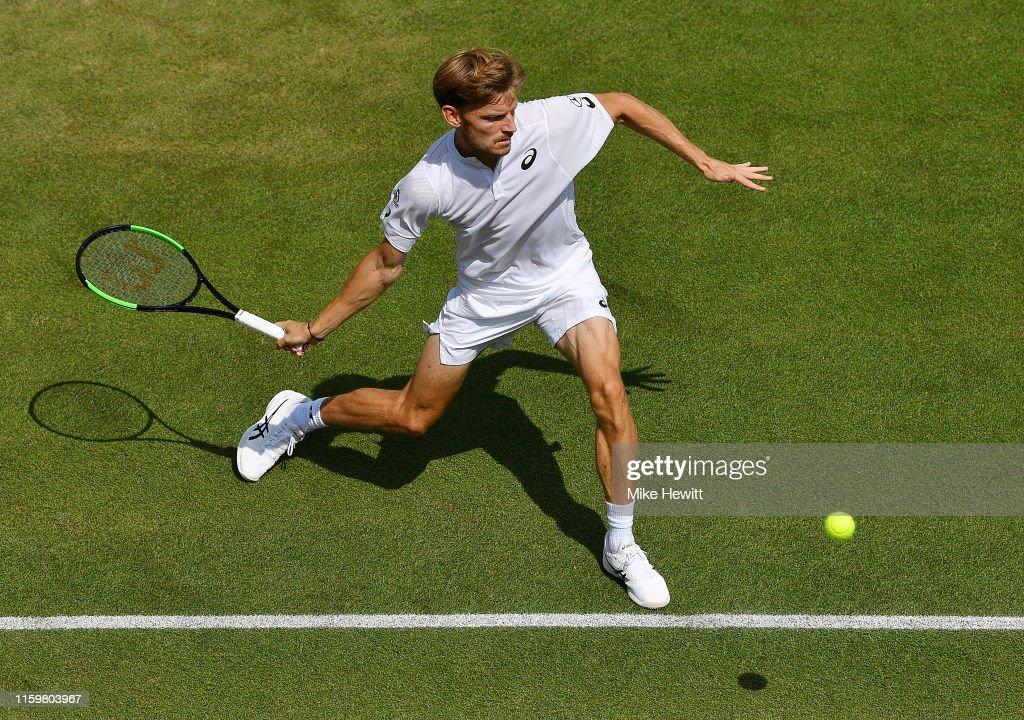 Day Three: The Championships - Wimbledon 2019 : ニュース写真