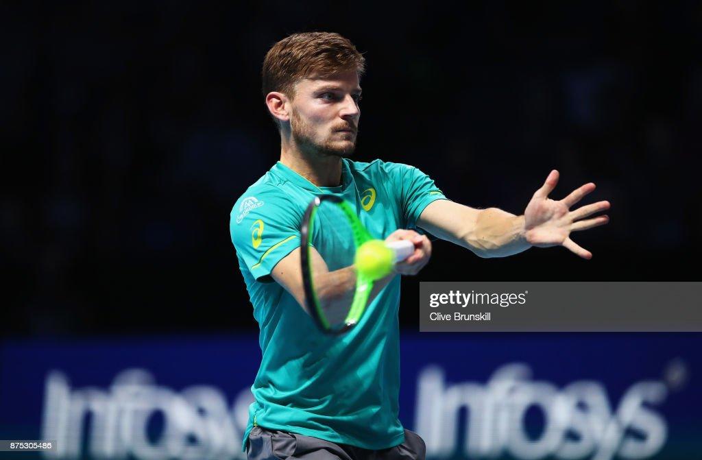 Day Six - Nitto ATP World Tour Finals : ニュース写真