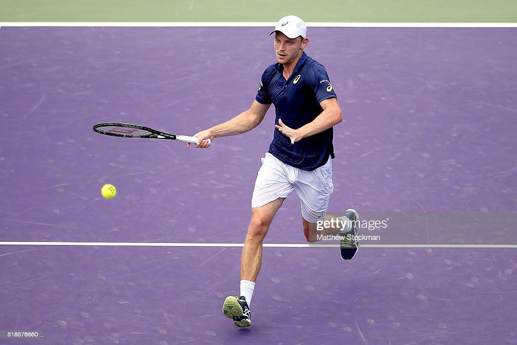 Miami Open - Day 12 : News Photo