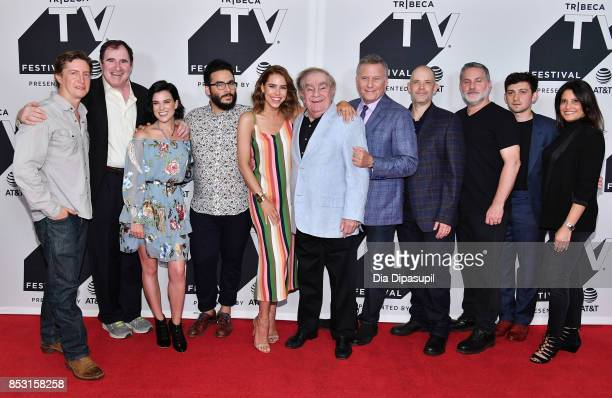 David Gordon Green Richard Kind Alexandra Socha Ennis Esmer Alexandra Turshen Freddie Roman Paul Reiser Joe Gangemi Gregory Jacobs Craig Roberts and...