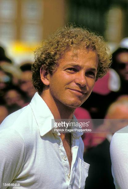 David Gower, England v West Indies, 5th Test, The Oval, August 1984.