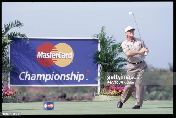 David Graham 1999 MasterCard Championship Photo by Stan Badz/PGA TOUR Archive