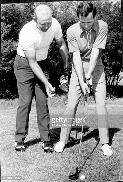 David Graham - Golfer - Early: To 1979. October 07, 1970.