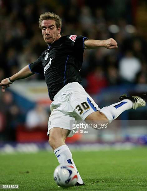 David Graham of Sheffield in action during the CocaCola Championship match between Crystal Palace and Sheffield Wednesday at Selhurst Park September...