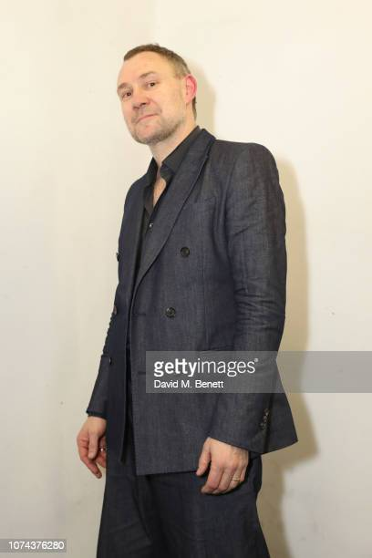 David Gray attends a solo intimate gig by David Gray in support of the 'Crisis UK A Call To Garms' project on December 18 2018 in London England