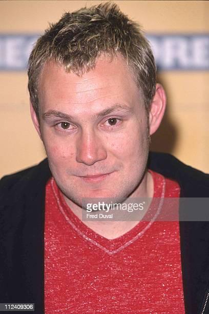 David Gray during David Gray Instore Appearance at Virgin Megastore at Virgin Megastore in London Great Britain