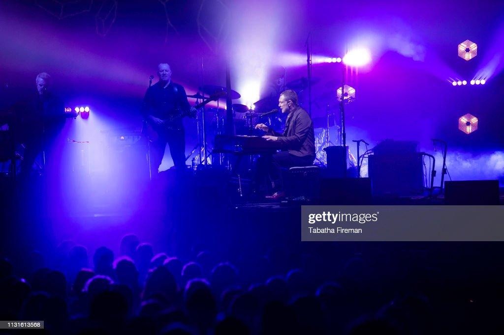 GBR: David Gray Performs At Brighton Dome