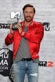 london england david guetta poses with
