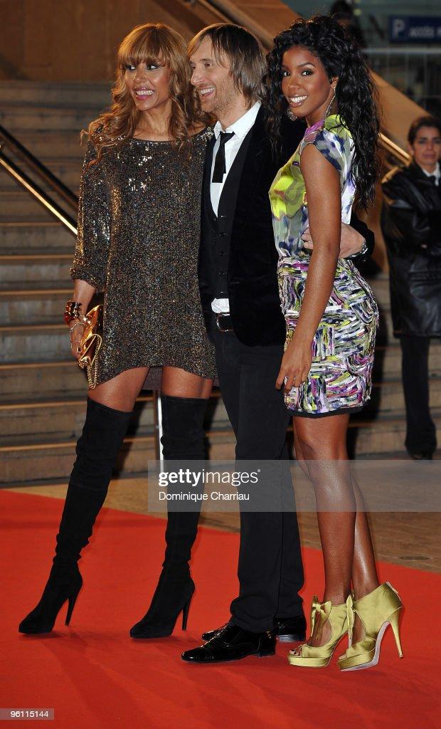 NRJ Music Awards 2010 - Outside Arrivals
