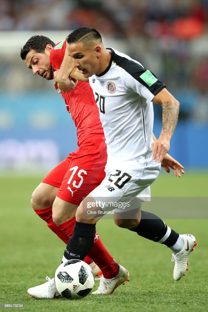 Switzerland v Costa Rica: Group E - 2018 FIFA World Cup Russia