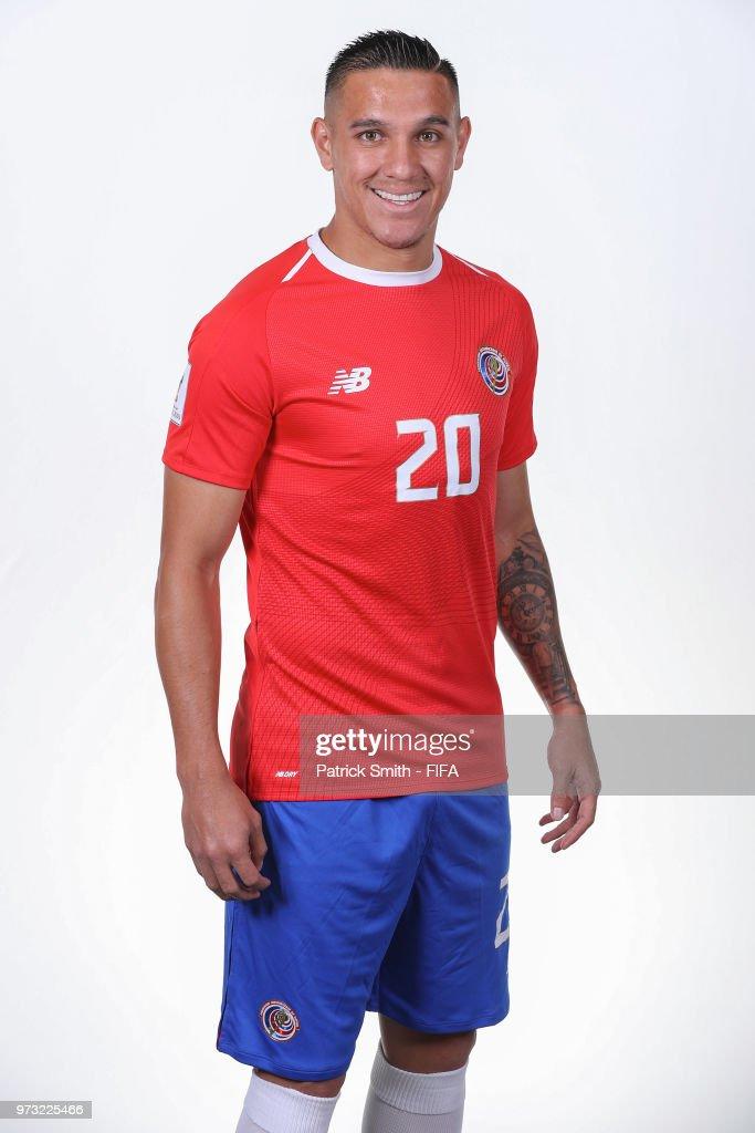 Costa Rica Portraits - 2018 FIFA World Cup Russia