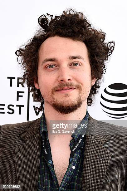 David H Holmes attends the Tribeca Talks After The Movie Starring Austin Pendleton at SVA Theatre 2 on April 21 2016 in New York City