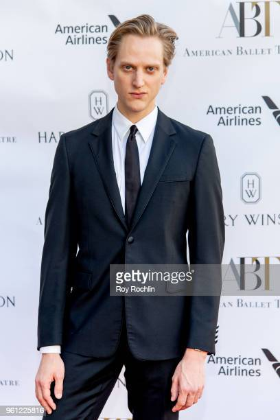 David Hallberg attends the 2018 American Ballet Theatre Spring Gala at The Metropolitan Opera House on May 21 2018 in New York City