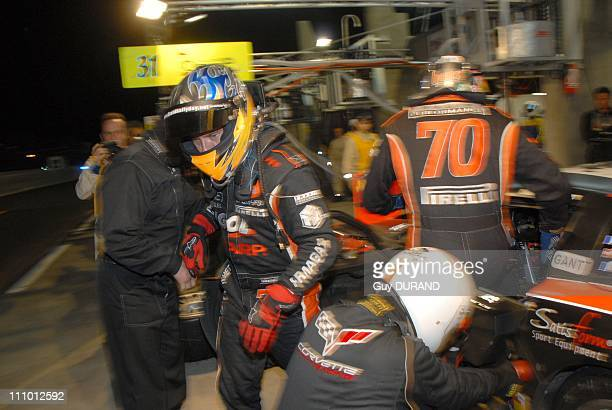 David Hallyday's 2nd participation in the 24 Hours in Le Mans France on June 16th 2007 David Hallyday's 2nd participation in the 24 Hours in Le Mans...