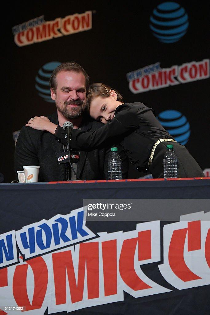 2016 New York Comic Con - Day 2 : ニュース写真